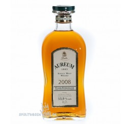 Ziegler - Aureum Whisky Distilled in 2008 / Cask Strength