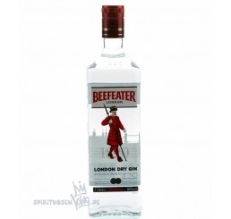 Beefeater - London Dry Gin 40 % Vol. - 1,0 Liter