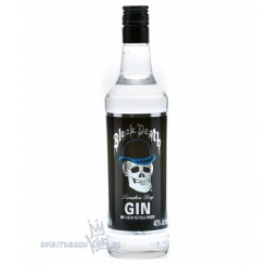 Black Death - London Dry Gin
