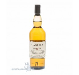 Caol Ila - 12 Jahre Single Malt Scotch Whisky / 0,2 Liter
