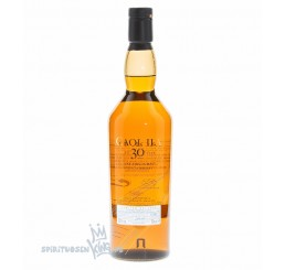 Caol Ila - 30 Jahre Islay Single Malt Scotch Whisky