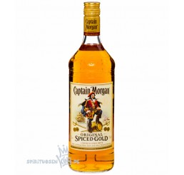 Captain Morgan - Original Spiced Gold Rum / 1 Liter