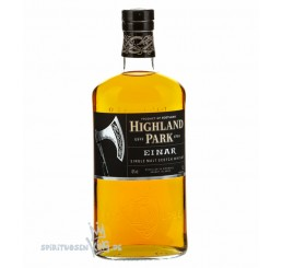 Highland Park Whisky - Einar