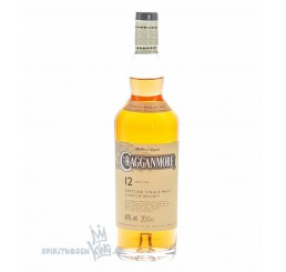Cragganmore - 12 Jahre Single Malt / 0,2 Liter