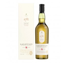 Lagavulin - Single Malt Scotch Whisky 8 Jahre