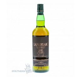 Laphroaig - 23 Jahre Vintage Single Malt Whisky