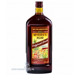 Myers's - Rum Original Dark 1,0 L