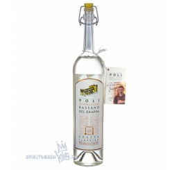 Poli - Bassano Classica Grappa in Metallbox