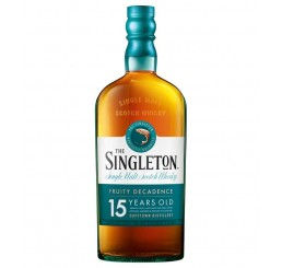The Singleton of Dufftown - Single Malt Scotch Whisky 15 Jahre