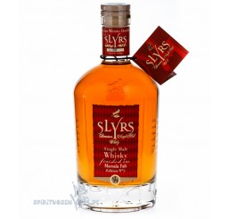 Slyrs - Whisky finished im Marsala Faß