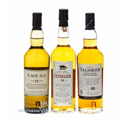 The Classic Malts Collection - Coastal Whisky