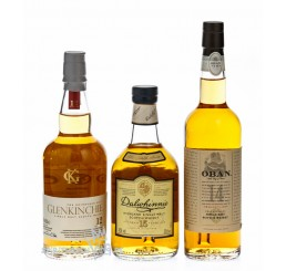 The Classic Malts Collection - Gentle Whisky