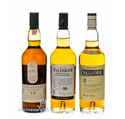 The Classic Malts Collection - Strong Whisky