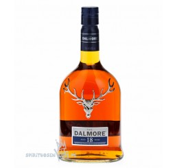 The Dalmore Whisky - 18 Jahre