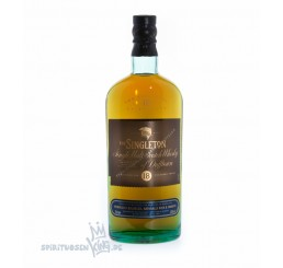 The Singleton of Dufftown - Single Malt Scotch Whisky 18 Jahre